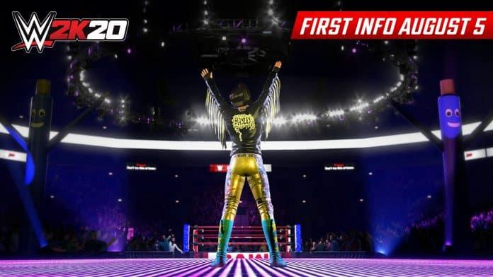 WWE 2K20 Reveal
