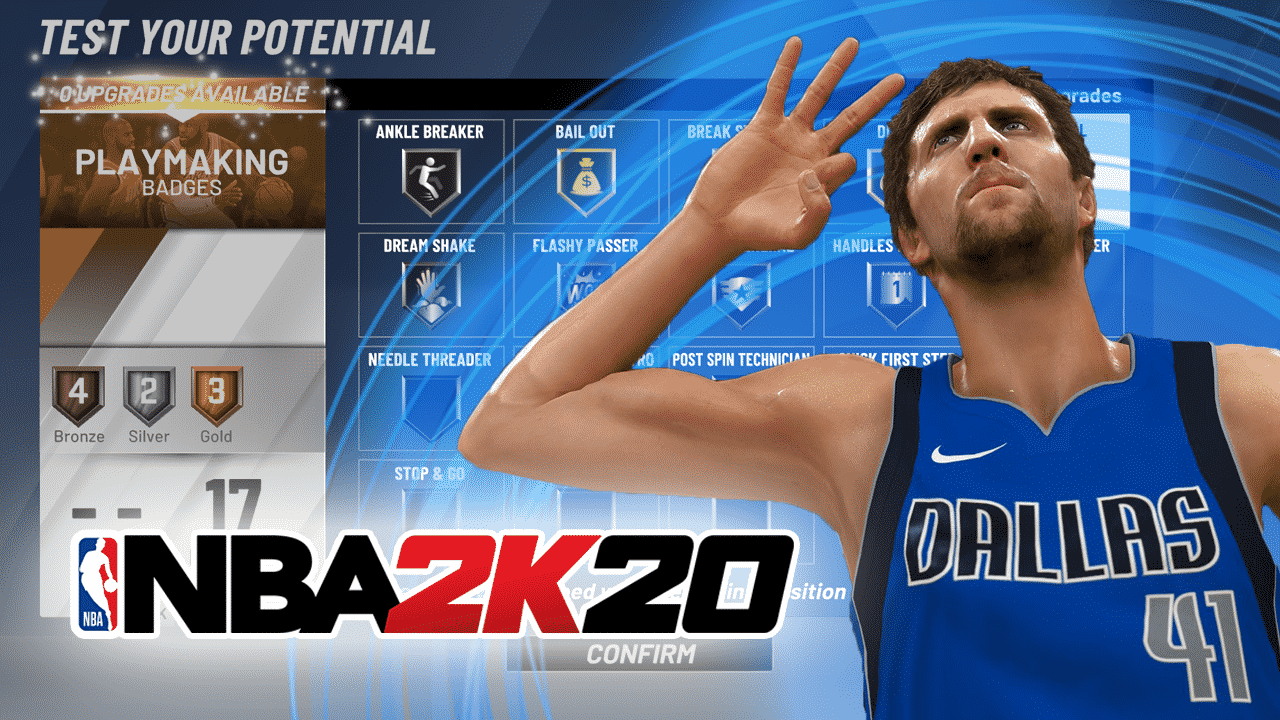 NBA 2K20 Official Badge List - Sports Gamers Online