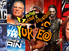 WWE 2K Yukes
