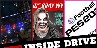 WWE 2K20 Need For Speed Heat Inside Drive