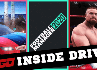 Football Manager 2020 Inside Drive