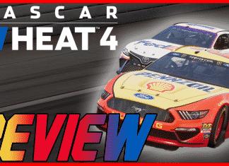 NASCAR Heat 4 Review