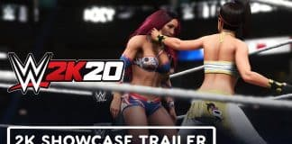WWE 2K20 Women'sEvolution