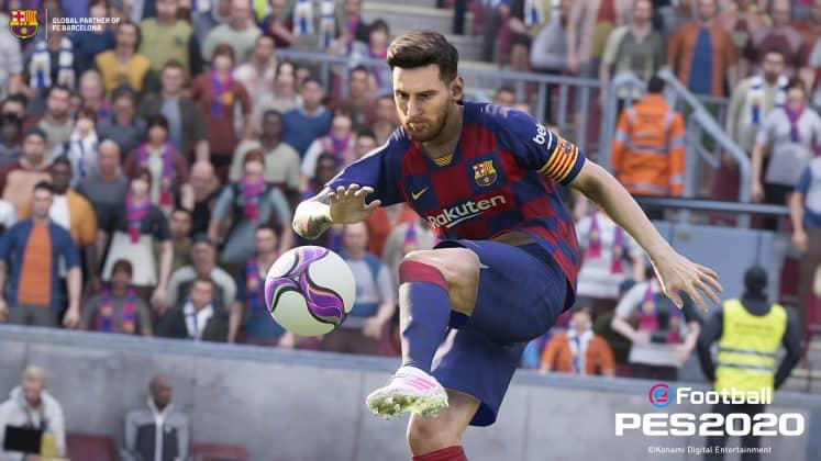 eFootball PES 2020 Messi 2