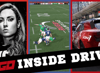 WWE 2K20 GRiD Rugby Champions InsideDrive