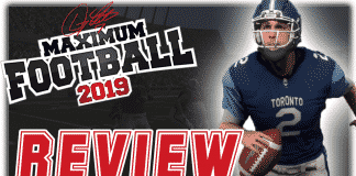 Doug Flutie's Maximum Football 2019