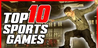 Top 10 Sports Games