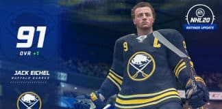NHL 20 Ratings
