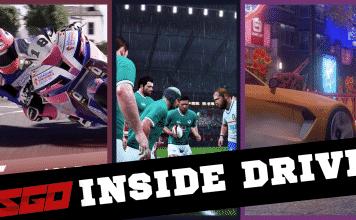 Rugby 20 InsideDrive