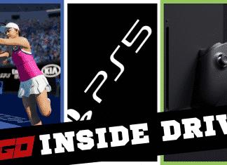 PlayStation 5 Inside Drive