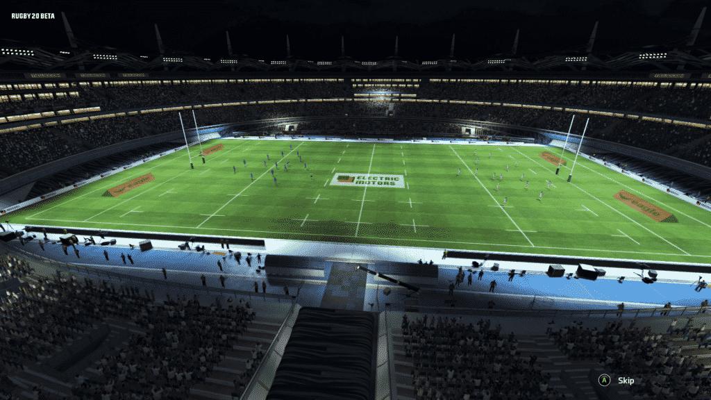 Rugby 20 Stadium