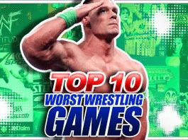 Top 10 Worst Wrestling Games