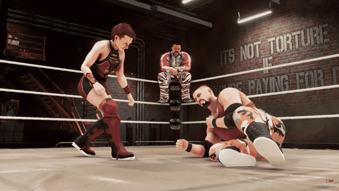 WWE 2K20 2020
