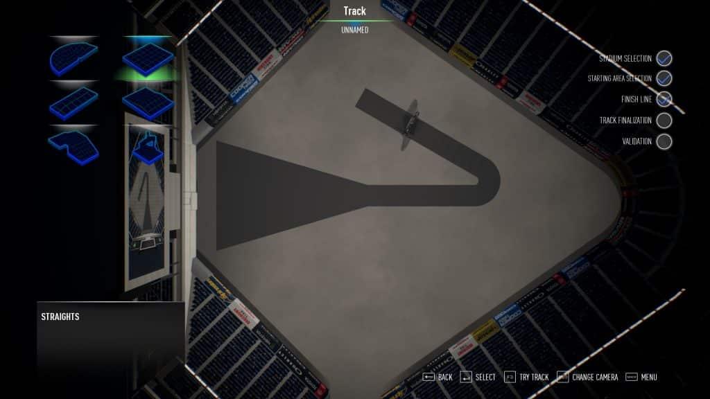 MESC 3 Track Editor
