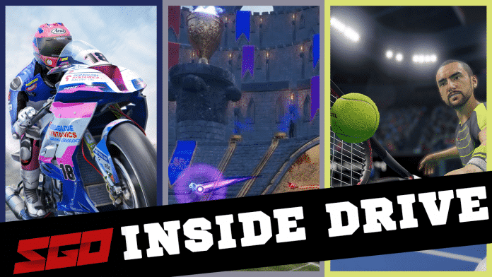 NBA 2K League Inside Drive
