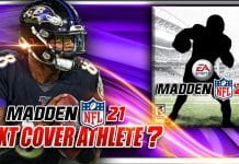 Madden 21 Next Cover Athlete?