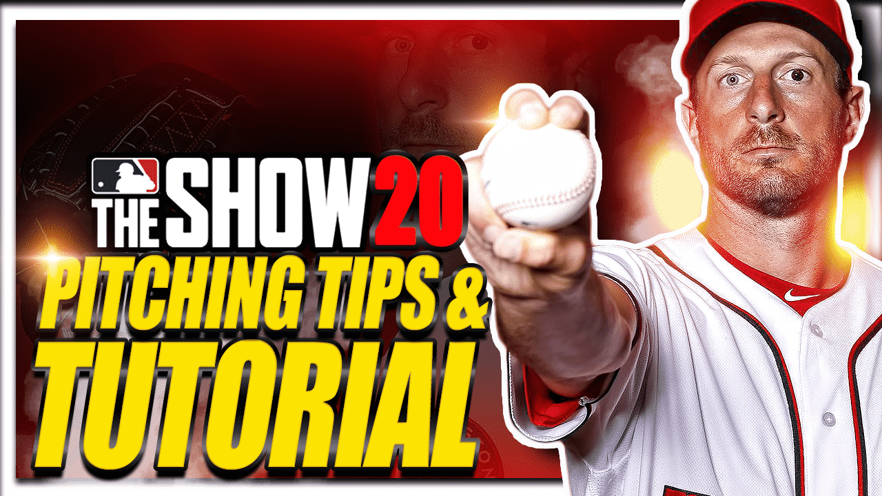 MLB The Show 20 Pitching Tips