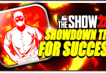 MLB The Show 20 Showdown