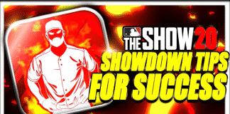 MLB The Show 20 Showdown