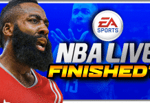 NBA Live Finished