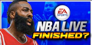 NBA Live Finished