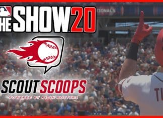 MLB The Show 20 minor league rosters