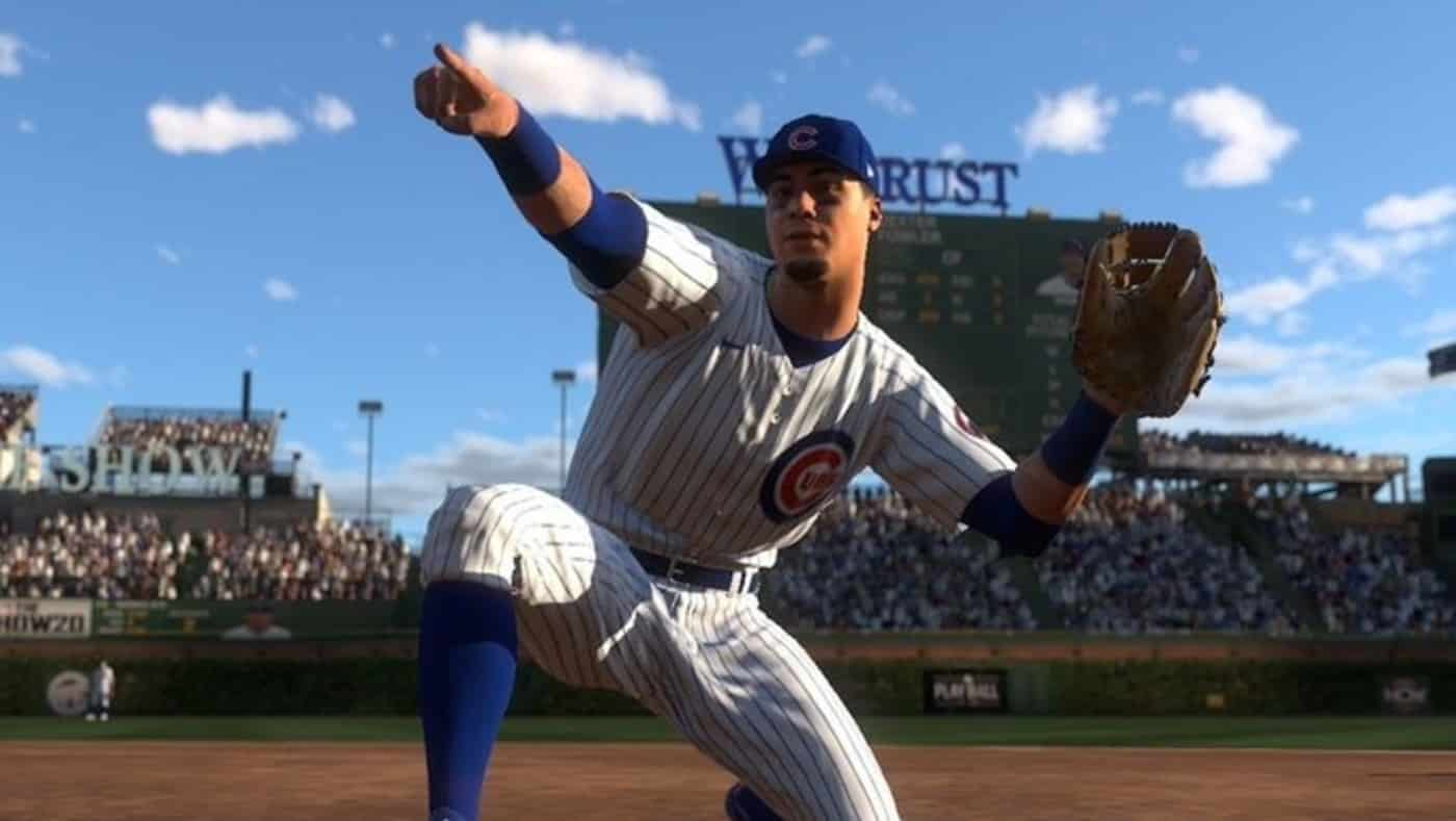 MLB The Show League