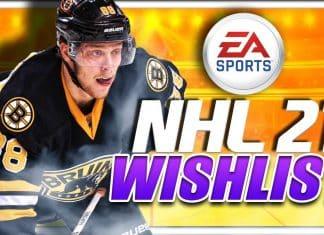 NHL 21 Wishlist
