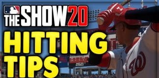 MLB The Show 20 Hitting Tips