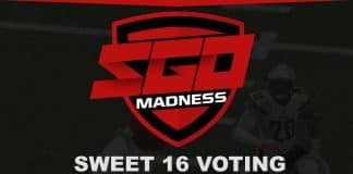 Greatest Sports Video Game Sweet Sixteen