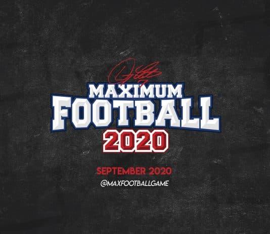 Maximum Football 2020 Logo
