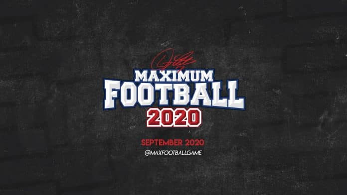 Maximum Football 2020 Logo