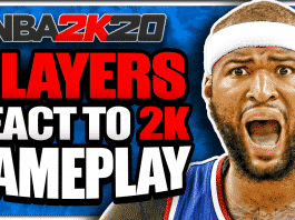 NBA 2K20 NBA Players
