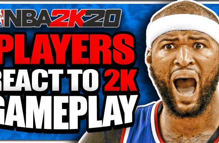 NBA 2K20 NBA Players
