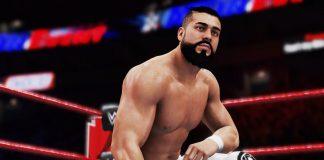 WWE 2K Future Details