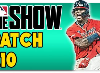 MLB The Show 20 Patch 1.10