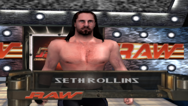 Here Comes The Pain Seth Rollins