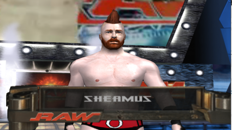 Here Comes The Pain Sheamus