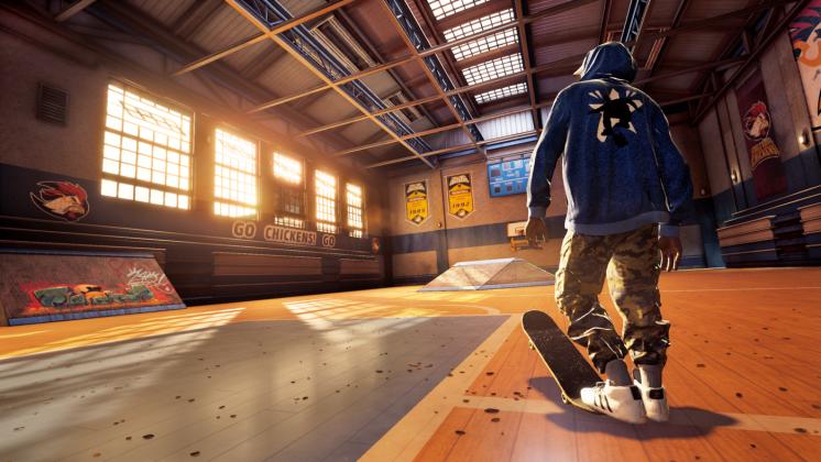 Tony Hawk's Pro Skater 1 & 2 Remastered