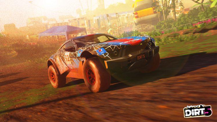Dirt 5 Gameplay Screen 2