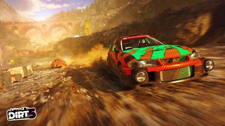 Dirt 5 Gameplay Screen 4