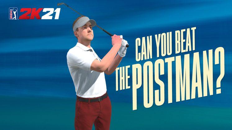 PGA Tour 2K21 Ian Poulter