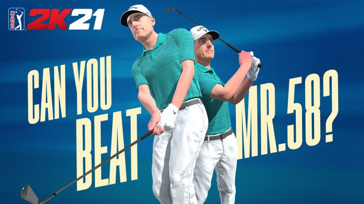 PGA Tour 2K21 Jim Furyk