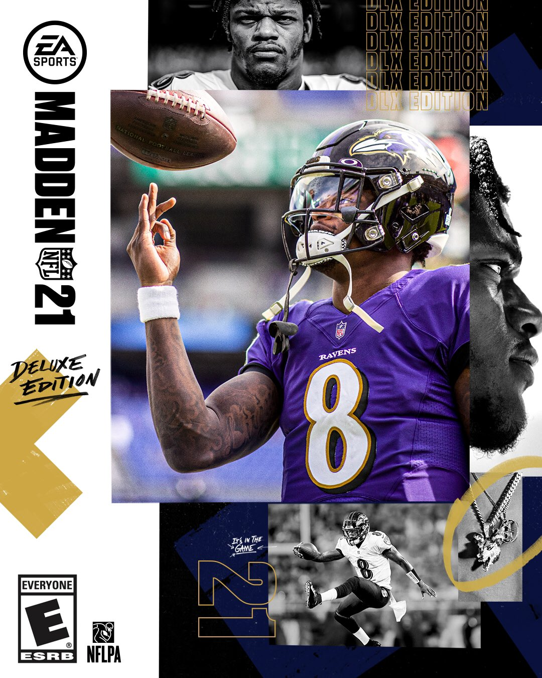 Madden 21 Cover