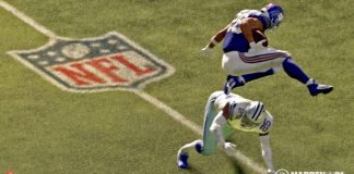 Madden 21 gameplay