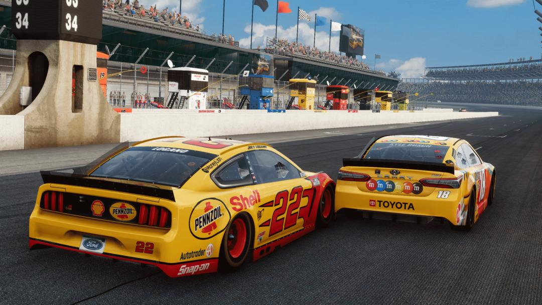 NASCAR Heat 5 Paint Schemes
