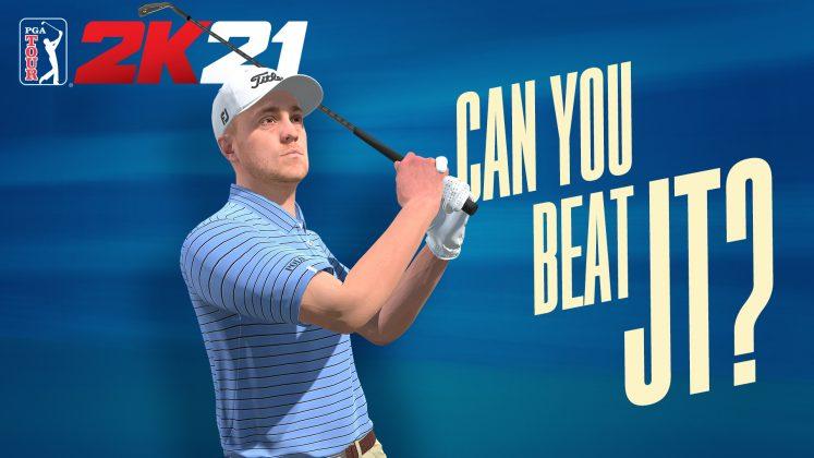 PGA Tour 2K21 Justin Thomas