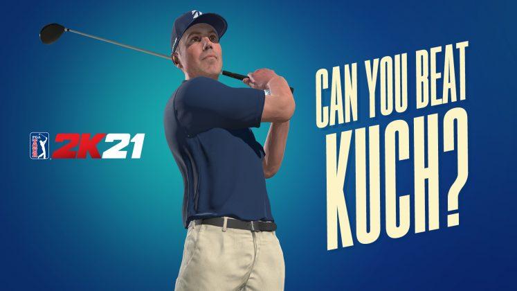 PGA Tour 2K21 Matt Kuchar