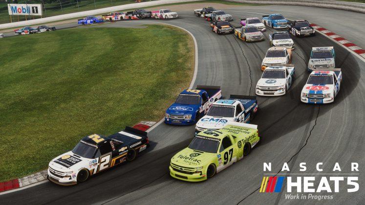 NASCAR Heat 5 Canadian Tire 2
