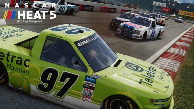 NASCAR Heat 5 Canadian Tire